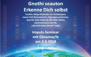 Gnothi Seauton_Bild_seminar